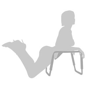 Démonstration chaises sexuelles